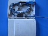 供应腾信120型皮线光缆储纤盒,单口光纤