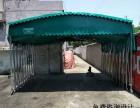 杭州滨江区遮阳推拉篷定做 室外活动雨棚 移动遮雨蓬专业设计