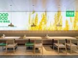 港式茶餐厅桌椅定制 茶餐厅包厢餐桌 茶餐厅实木桌子