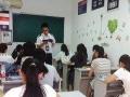 上海山木培训业余班日语培训业余晚上班周末班开班了