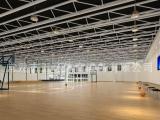 常熟五环专业生产篮球场馆木地板+篮球场运