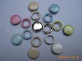 喷漆五爪扣 喷油五爪扣 可用于自动打钮机 适合爬爬衣婴儿服