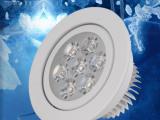 LED天花灯, 白色烤漆 ,高档,大气,节能