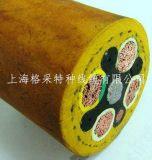 抗拉耐磨卷筒电缆/铲运机电缆3X16+1X10/聚氨酯电缆