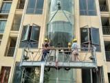 廣州幕墻維修 換膠補漏 更換玻璃 固定改窗等工程