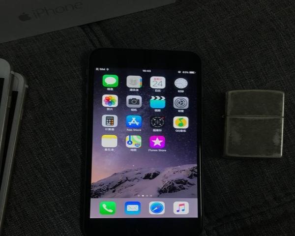 苹果6plus 64g