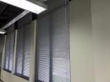 松江区定做窗帘,松江青浦窗帘定做公司厂房遮阳卷帘铝百叶窗帘