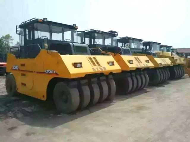 精品二手压路机20吨22吨26吨八九成新机子年后大酬宾