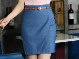 韩版夏季女款职业裙定做 西装裙定制 广州专业定做西裙