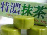 日本原装进口 悠哈UHA 特浓8.2抹茶味味觉牛奶糖40g