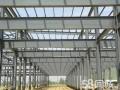 常熟昆山钢结构厂房彩钢自行车棚搭建施工队吊顶隔断搭建维修