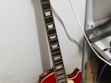 塔吉玛TLP烈焰番茄炒蛋色电吉他