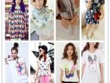 2014夏季女装T恤衬衫外贸原单女装库存服装杂款混批