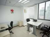 宁波精装商务型办公室出租培训设计微商可注.册变更