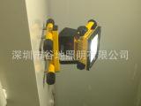 厂家直销深圳应急灯 IP65 防雨水方便携带的应急灯 应急投光灯