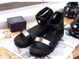 欧美女凉鞋批发 外贸真皮平底女鞋 微信一件代发 热卖
