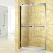 买双玻安全淋浴房当选艺根新材,艺根玻璃