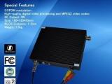 供应便携式COFDM动中通图像传输系统
