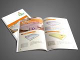 工业产品设计公司 画册印刷 工业照明LED灯画册 专业版面设计服