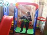 加厚正品儿童滑梯秋千组合 秋千滑梯室内