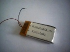 供应蓝牙耳机电池,MP3P4,LED锂电