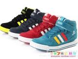 新款晋江外贸儿童拼色雪地靴童鞋品牌男女童运动板鞋宝宝鞋小中童