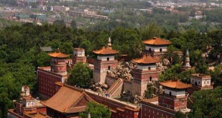 暖冬特价北京故宫天安门颐和园三日游99元含吃住