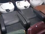 鄭州市美容美發二手市場收售美廊全套設備美容床