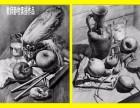 湛江老品牌美术培训画室,湛江学画找光国画室,教学实力的保证!