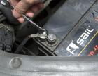 玉环汽车救援紧急拖车搭电补胎更换电瓶 24小时送油13518