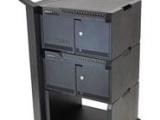 供应学校用ipad移动充电柜