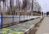 宁夏中卫锌钢护栏网 锌钢围墙护栏 锌钢栅栏厂家