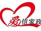 深圳福田育婴师24小时服务热线爱信好家政真情服务