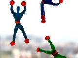 蜘蛛侠小粘人 创意儿童玩具 地摊热卖玩具 创意玩具批发