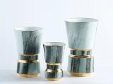 中国高档陶瓷花瓶厂家批发定制 景德镇瓷器
