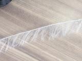 温州羽毛纱厂家供应0.7-4公分仿貂毛羽毛纱 不掉毛
