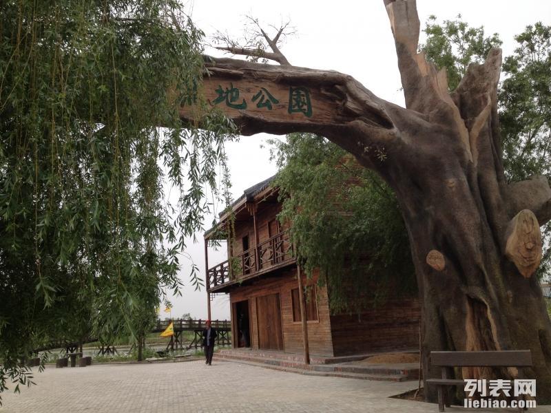 高邮湖界首芦苇荡湿地公园旅游风景区_扬州度假村/乐