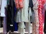 一二线撤柜品牌女装尾货一手货源清仓 品牌折扣女装走份批发