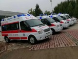 正规救护车转运护送,价格低服务好,为民服务