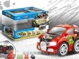 Q版特技遥控车(包电),遥控玩具车,玩具