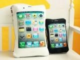 创意苹果手机iphone4抱枕大号搞笑毛绒玩具靠垫手机靠垫 布娃