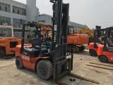 蚌埠 个人二手杭州5吨高门架叉车出租转让