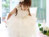 儿童公主裙 演出服 花童礼服 宝宝 周岁装 生日礼物 儿童婚纱