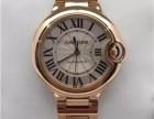 苏州卡地亚手表Cartier回收积家大师手表