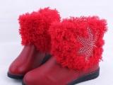 新款热卖韩版马丁靴 保暖儿童鞋棉靴雪地靴