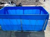 惠州市拓翔帆布篷布水池 养殖篷布鱼池 无气味水池加工