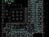 CAD电气弱电强电设计,系统图布线图设计,建筑智能化设计