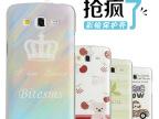 新款三星G7106手机壳荔枝纹 G7106保护套硅胶卡通创意彩绘壳批发