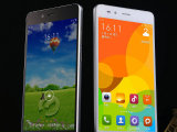 低价玖米H8安卓智能手机四核5.0寸大屏 800万像素金属边框款