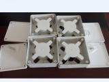 厂家直销皮线光缆盘留盒、储纤盒、过路盒